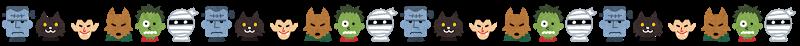 halloween_line_character